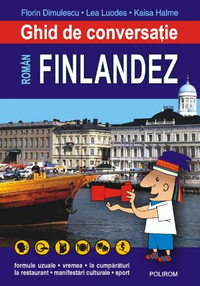 Ghid de conversatie român-finlandez